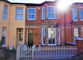 Thumbnail 3 bed terraced house for sale in Oakland Road, Harwich