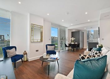 Thumbnail 2 bedroom flat for sale in Able Quay, Laker Court, 39 Harbour Way, London