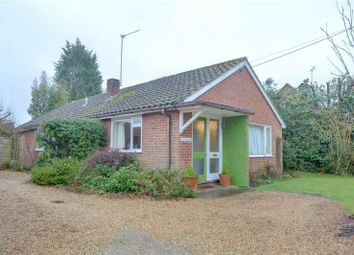 Thumbnail 3 bed bungalow to rent in Headley Fields, Headley, Bordon