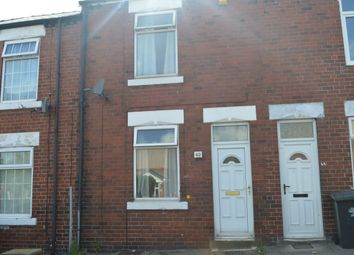 Thumbnail 2 bed terraced house for sale in Arthur Street, Rawmarsh, Rotherham