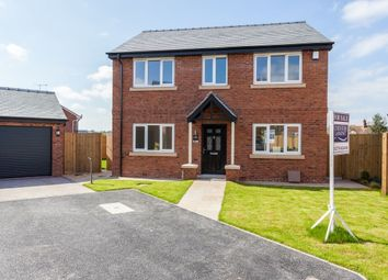 Thumbnail 4 bed detached house for sale in Heathview Chester Road, Nomans Heath, Malpas