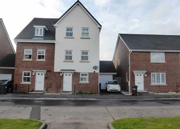 Thumbnail 4 bed semi-detached house for sale in Coneyford Road, Shard End, Birmingham