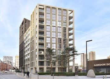 Thumbnail 1 bed flat to rent in Emery Way, London