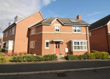Thumbnail 3 bed end terrace house for sale in Linton Close, Carlisle