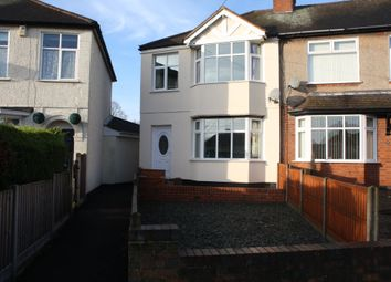 Thumbnail 4 bed semi-detached house to rent in Sir Henry Parkes Road, Coventry