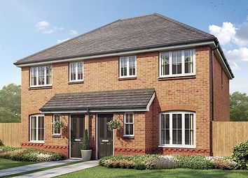 Thumbnail 3 bed semi-detached house for sale in Sydney Road, Crewe