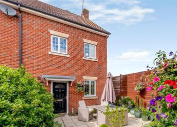 Thumbnail 3 bed end terrace house to rent in Bridge View, Oundle, Northamptonshire