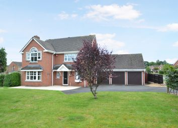 Silverdale Close, Church Aston, Newport TF10. 4 bed detached house for sale