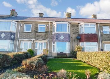 Thumbnail 3 bed terraced house for sale in Bay View West, Newbiggin-By-The-Sea