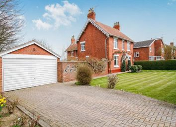 Thumbnail 5 bedroom detached house for sale in Cadger Row, Back Lane, Burton Pidsea, Hull