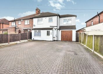 Thumbnail 4 bed semi-detached house for sale in Derby Road, Spondon, Derby