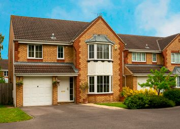 Thumbnail 4 bedroom detached house for sale in Paddick Drive, Lower Earley, Reading