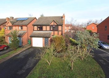 Thumbnail 4 bed detached house for sale in Mccormick Drive, Shawbirch, Telford