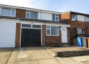 Thumbnail 3 bedroom semi-detached house for sale in Holcombe Crescent, Ipswich