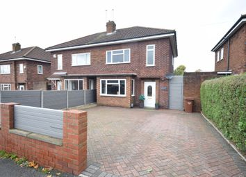 Thumbnail 3 bed semi-detached house for sale in East Drive, Pontefract