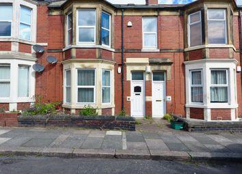 Thumbnail 2 bed flat to rent in Shortridge Terrace, Jesmond