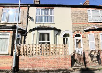 Thumbnail 3 bedroom terraced house to rent in John Street, Lowestoft
