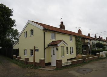 Thumbnail 3 bed cottage to rent in All Saints Road, Creeting St. Mary, Ipswich
