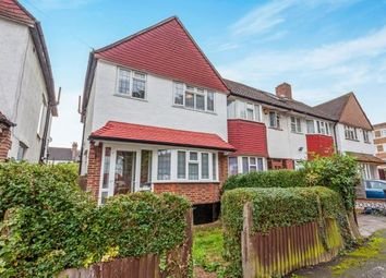 Thumbnail 3 bed end terrace house for sale in Goston Gardens, Thornton Heath