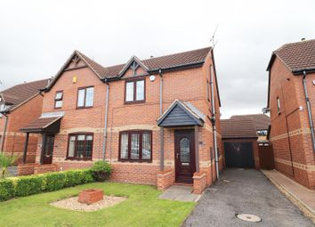 3 bed semi-detached house for sale in Horsehead Lane, Bolsover, Chesterfield S44