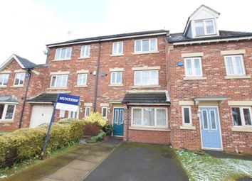Thumbnail 5 bed town house for sale in Mimosa Court, Scunthorpe