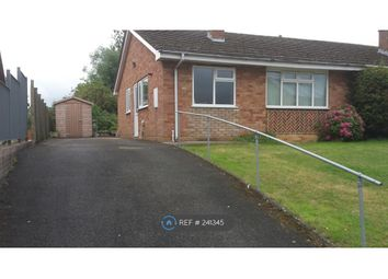 Thumbnail 2 bed bungalow to rent in Alma Road, Cheltenham