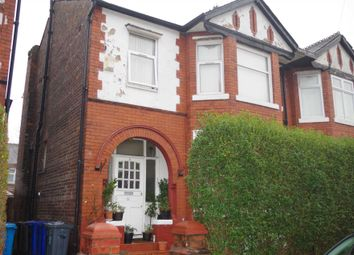 Thumbnail 3 bed semi-detached house for sale in Sunny Bank Road, Longsight, Manchester