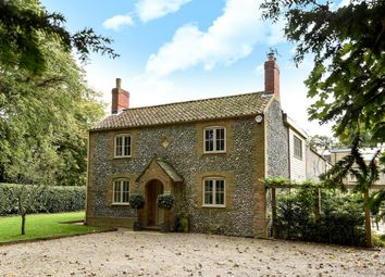 Thumbnail 4 bedroom detached house for sale in The Grove, Cromer Road, Holt