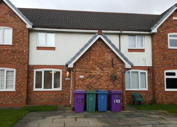 Thumbnail 2 bed terraced house for sale in Capricorn Crescent, Dovecot, Liverpool