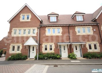 Thumbnail 3 bed terraced house for sale in Guardhouse Way, Mill Hill, London