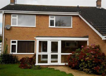 Thumbnail 4 bed detached house to rent in Staverton Leys, Rugby