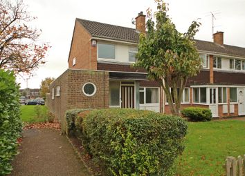 Thumbnail 3 bed end terrace house for sale in Windermere Close, Cherry Hinton, Cambridge