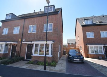 Thumbnail 4 bed semi-detached house for sale in Iris Close, Humberstone, Leicester