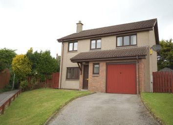 Thumbnail 4 bed detached house to rent in Mains Circle, Westhill, Aberdeenshire