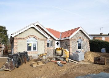 Thumbnail 3 bed detached bungalow for sale in Nightingale Way, Clacton-On-Sea