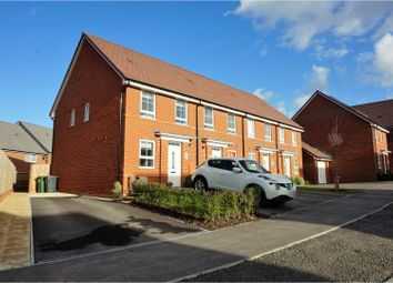 Thumbnail 2 bed semi-detached house for sale in Down View Way, Clanfield