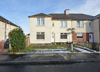 Thumbnail 3 bed flat for sale in Henderson Avenue, Cambuslang, Glasgow