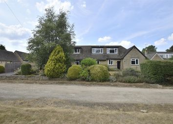 Thumbnail 5 bed detached house for sale in The Rise, Shipton Oliffe, Cheltenham, Gloucestershire