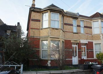 Thumbnail 5 bedroom semi-detached house to rent in Brynland Ave, Bishopston, Bristol