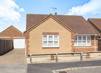 Thumbnail 2 bedroom detached bungalow for sale in Flax Close, Downham Market