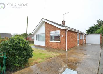Thumbnail 3 bed bungalow for sale in Alexander Close, Caister-On-Sea, Great Yarmouth