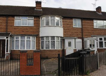 Thumbnail 3 bed town house to rent in Greenwood Road, Leicester