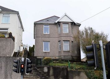 Thumbnail 3 bed detached house for sale in Pen Y Graig Road, Swansea