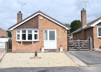 2 Bedrooms Detached bungalow for sale in Avon Close, Swadlincote DE11