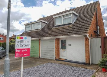 Thumbnail 3 bedroom semi-detached house for sale in Kirkfield Road, Countesthorpe, Leicester