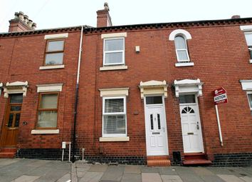 Thumbnail 2 bed terraced house for sale in Ruxley Road, Bucknall, Stoke On Trent