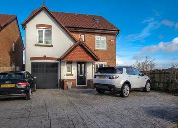 Thumbnail 4 bed detached house for sale in Adlington Avenue, Poulton-Le-Fylde