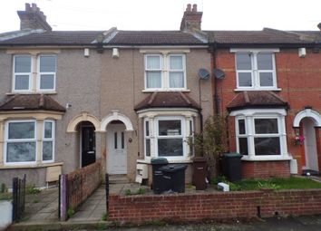 Thumbnail 4 bed terraced house to rent in Portland Avenue, Gravesend