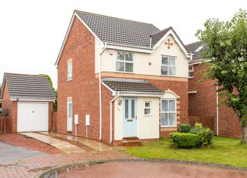 Thumbnail 3 bed detached house to rent in Ruffhams Close, Wheldrake, York