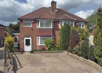 Thumbnail 3 bed semi-detached house for sale in Green Acres Road, Kings Norton, Birmingham